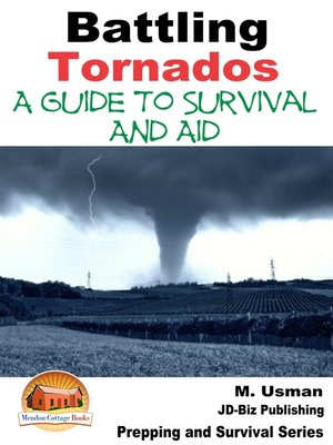 cover image of Battling Tornados